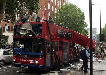 July 7 London Bombings